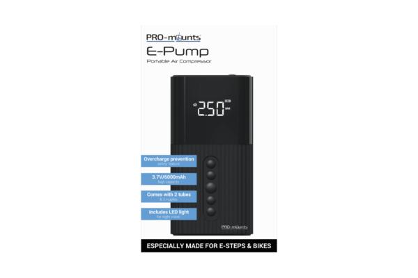 PM2021ND15 - E-Pomp - Render front